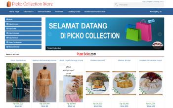 Jasa Pembuatan Website Toko Online, Website Bisnis, Website Jualan