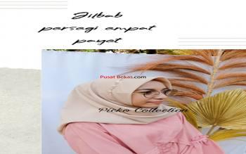 Jilbab Payet Persegi Empat By Pickocollection