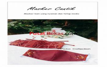 Masker Pernikahan Brukat Online