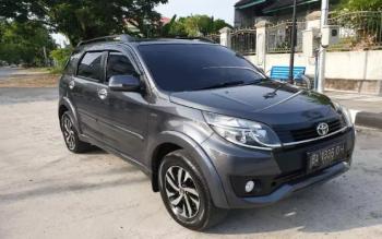 Toyota Rush G 2017 Manual Istimewa (dp 30 Jt), Padang