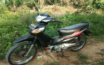 Honda Supra Fit New, Padang