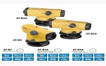 Jual Topcon AT-B4A Auto Level - 24x Magnification