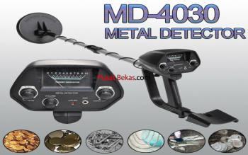 METAL DETECTOR MD-4030 Bawah Tanah Detektor Logam Detektor Emas
