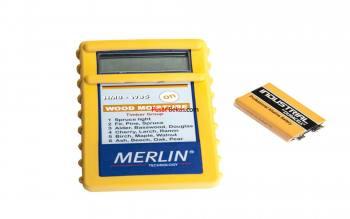 Moisture Meter MERLIN HM8 WS5 Flooring Wood }} INFO HUB 082124100046