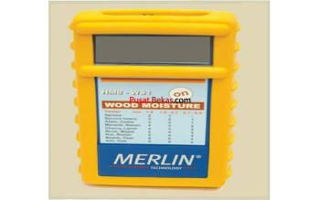 Wood Moisture Meter MERLIN HM8 WS1 Veneer MURAH || HUB 082124100046